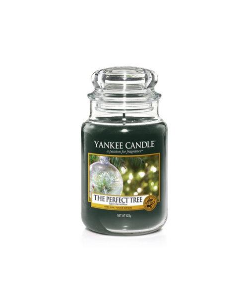 Yankee Candle ароматна свещ THE PERFECT TREE
